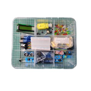 Arduino Starter Kit (with Project Ebook)