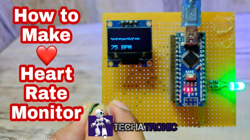 How to make Heart Rate Monitor
