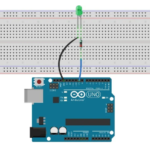 Arduino LED Blinking Tutorial with code – #3