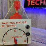 How to make automatic soap dispenser
