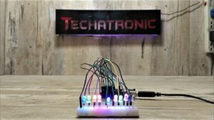 LED patterns with Arduino Tutorial – #4