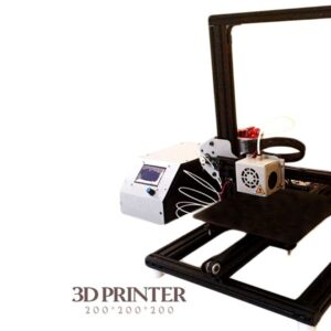 3D-Printer By Techatronic- Made in India