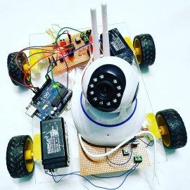 Spy Control Robot