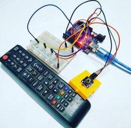 TV Remote Control Automation