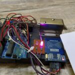 Door security System Arduino RFID project