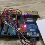 Door security System Arduino RFID project