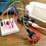 Alcohol detector using Arduino and MQ3 sensor