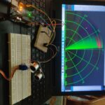 Radar using Arduino & Ultrasonic sensor