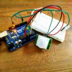 Arduino With PIR Sensor for motion detector