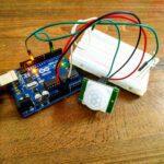 Arduino With PIR Sensor for motion detector