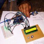 LPG gas sensor interface with Arduino (MQ6)