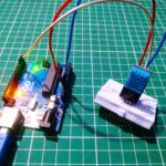 DHT11 with Arduino Temperature sensor Interfacing
