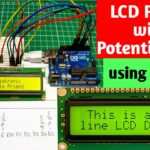 Interface LCD with Arduino (16×2)