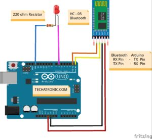 Bluetooth HC-05 Arduino Interfacing Tutorial