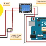 Relay Interface With Arduino