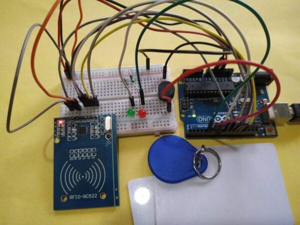 RFID with Arduino