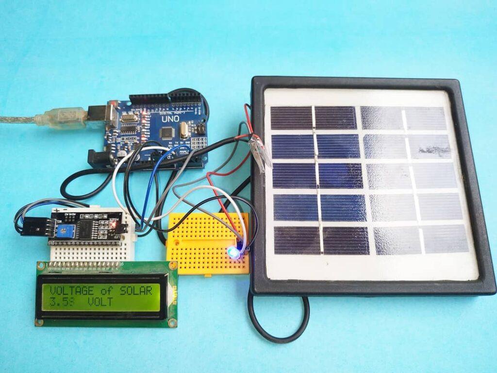 Arduino solar project