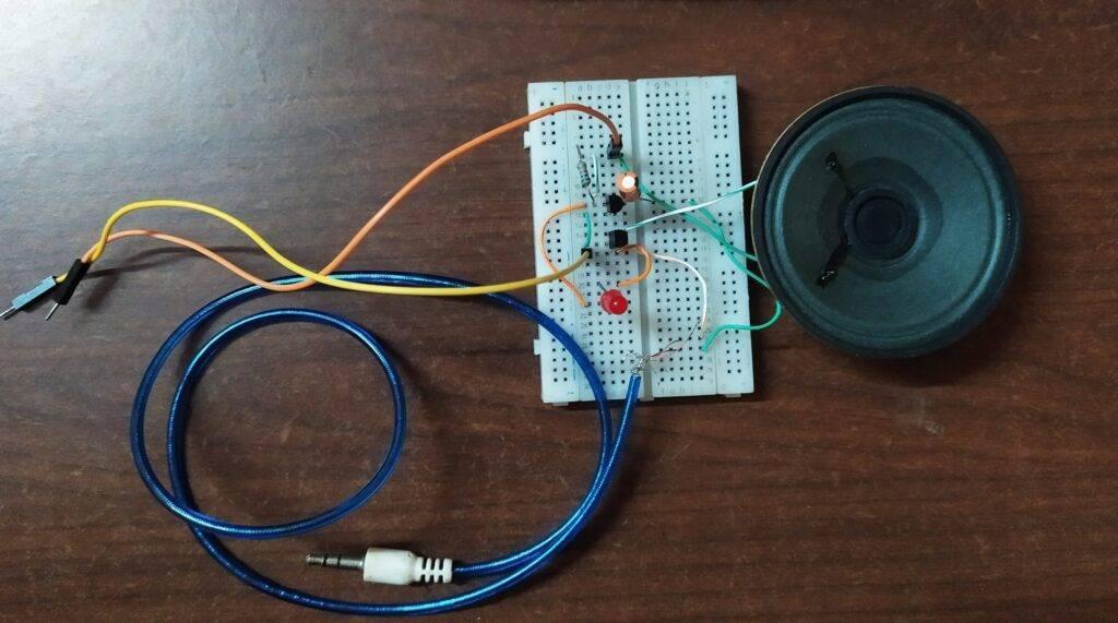 Transistor Amplfier