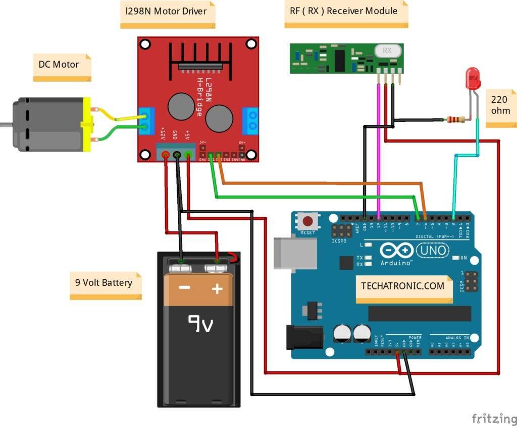 arduino rf module